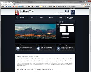 Harry-Christie, Sedona Luxury Real Estate Professional, Real Estate Website